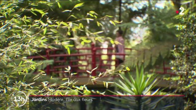 Portugal : à la découverte des jardins de l'île de Madère