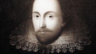William Shakespeare, portrait d'un artiste inconnu.  (DANIEL REINHARDT / DPA)