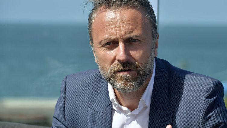 """Le président délégué d'Angers, Fabrice Favetto-Bon, quitte ses fonctions cinq mois seulement après son arrivée pour suppléer Saïd Chabane, mis en examen pour """"agressions sexuelles aggravées"""". (JEROME FOUQUET / MAXPPP)"""