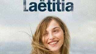 Affiche de la série Laëtitia diffuséesur francetv Slash et France 2. (France TV)