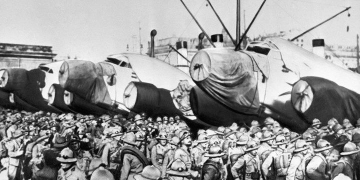 Aviation italienne destinée au conflit avec l'Ethiopie (septembre 1935) (Sputnik / AFP)