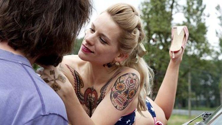 """Johan Heldenbergh et Veerle Baetens dans """"Alabama Monroe"""" deFelix Van Groeningen  (Pandora Filmverleih)"""