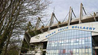 Le stade Bollaert, à Lens (Pas-de-Calais), le 12 avril 2014. (EDDY LEMAISTRE / DPPI MEDIA / AFP)