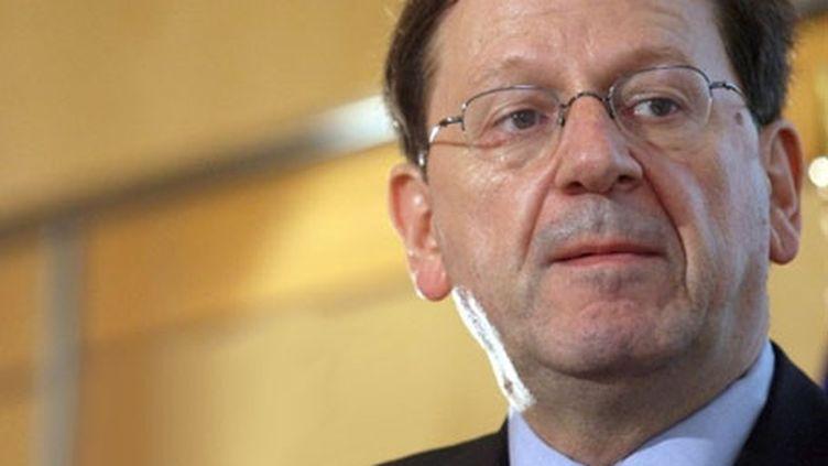 Hervé Novelli, secrétaire d'Etat aux Petites et moyennes entreprises (© AFP - François Guillot)