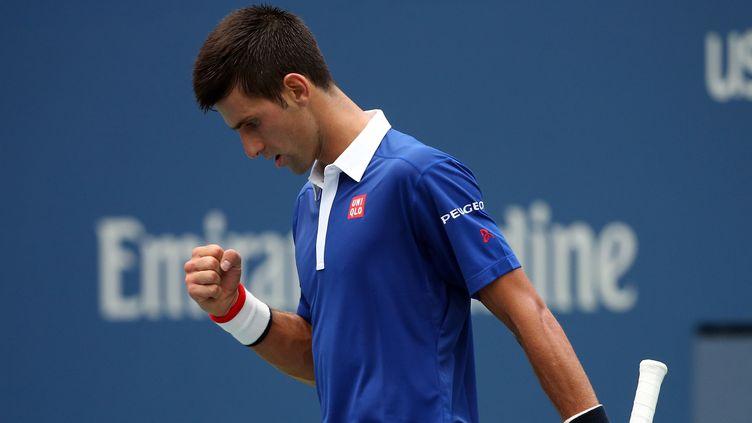 Novak Djokovic a battu Andreas Seppi pour la 11e fois en 11 duels (STREETER LECKA / GETTY IMAGES NORTH AMERICA)