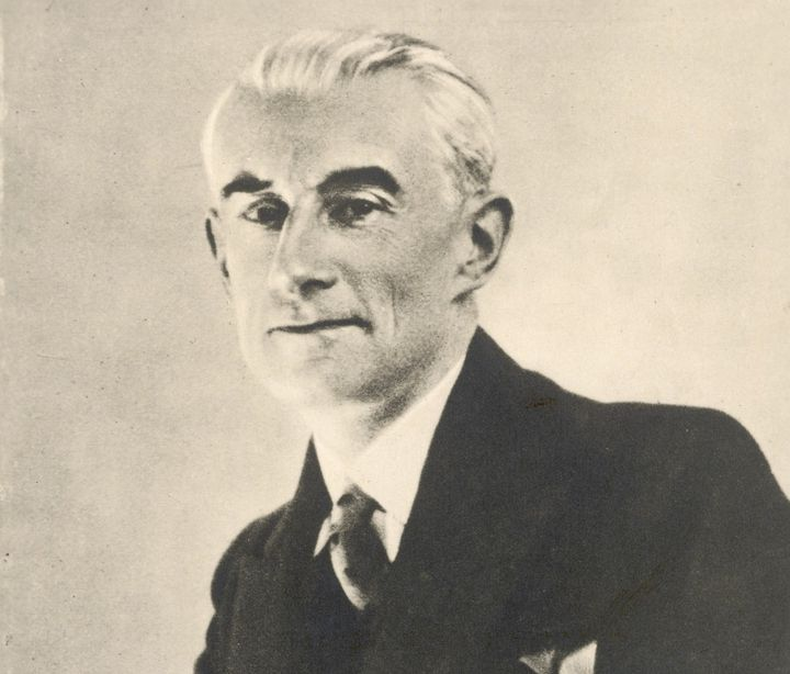 Maurice Ravel.  (MARY EVANS/SIPA)