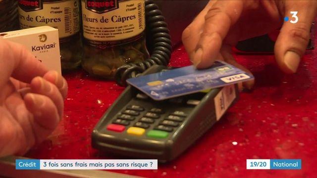 Crédit : l'augmentation des paiements en 3 ou 4 fois sans frais