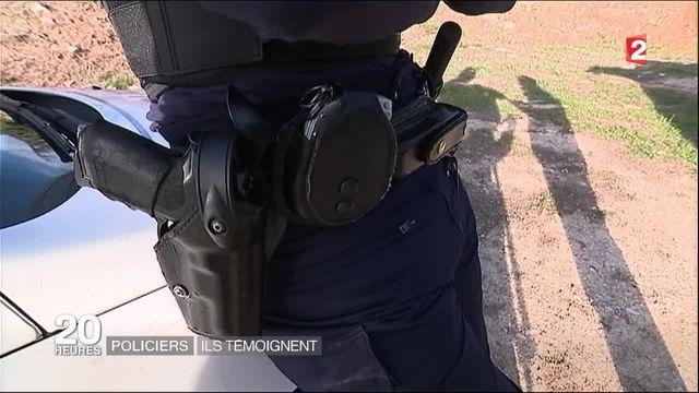 Police : témoignages de la dure réalité du terrain