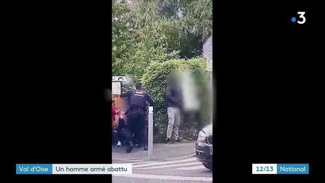 Val-d'Oise : un homme armé abattu par des agents de la sureté ferroviaire