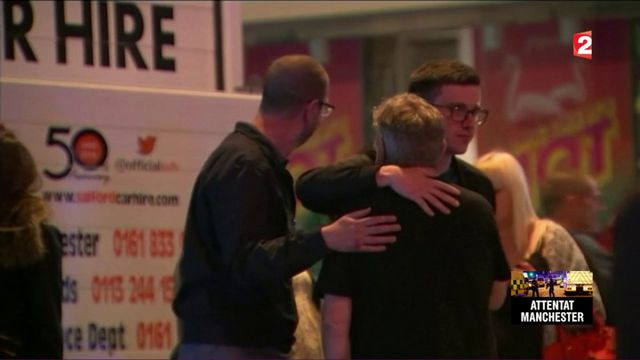 Attentat : l'horreur à Manchester