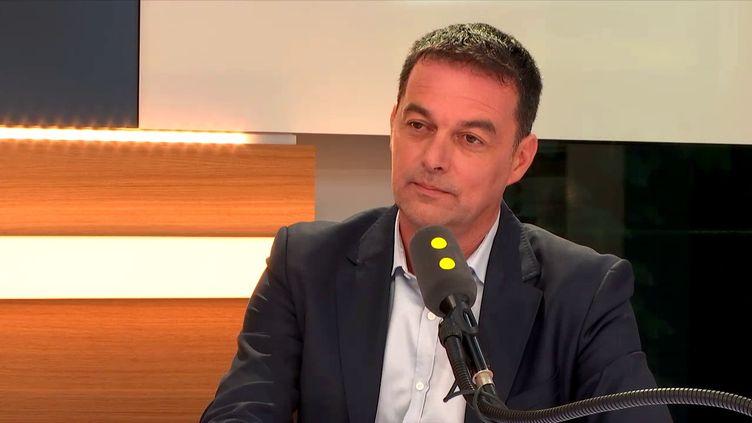 Christophe Robert est délégué général de la Fondation Abbé Pierre. (RADIO FRANCE)