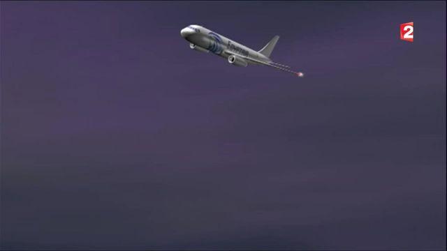 Vol EgyptAir : l'une des deux boîtes noires a parlé