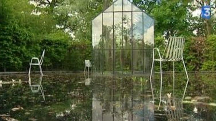 """Jardins """"corps et âme"""" pour le 19ème Festival International des Jardins  (Culturebox)"""
