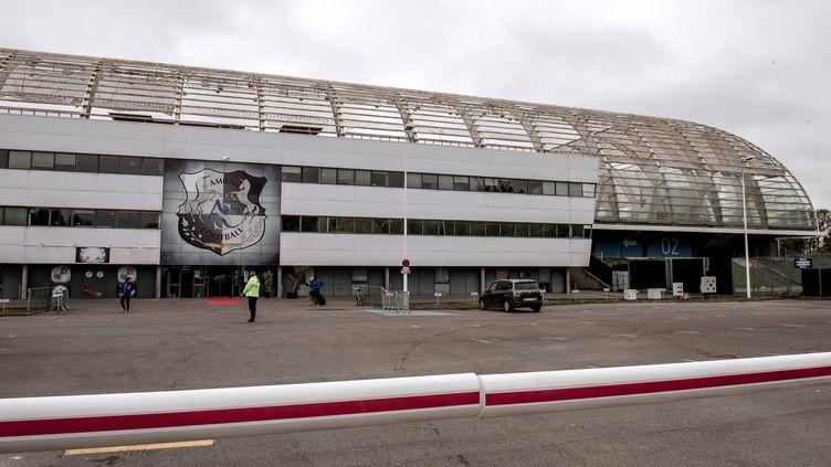 Le Stade de la Licorne à Amiens