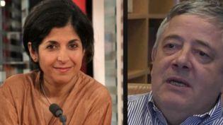 Depuis plus de huit mois, les chercheurs Fariba Adelkhah et Roland Marchal sont emprisonnés en Iran, accusés par les autorités d'avoir voulu intenter à la sureté nationale. (FRANCE 2)