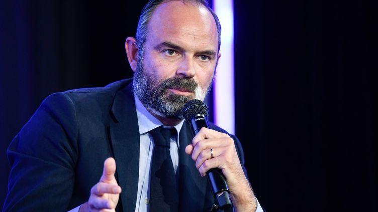 L'ancien Premier ministre Edouard Philippe à Paris le 29 septembre 2020 (BERTRAND GUAY / AFP)