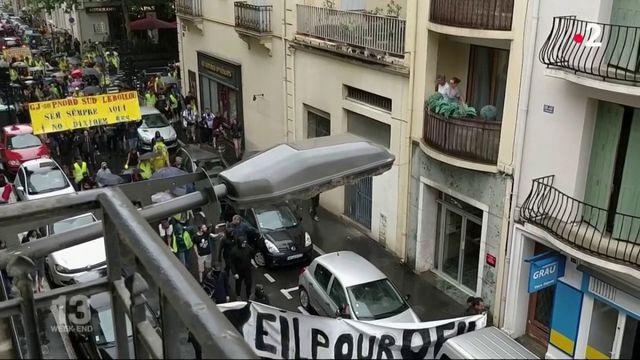 Perpignan : nouvelle permanence LREM vandalisée