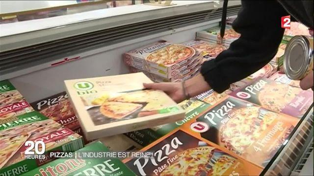 Conso : plongée dans la fabrication des pizzas surgelées