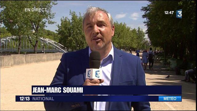 Météo : des températures estivales sur une grande partie de la France