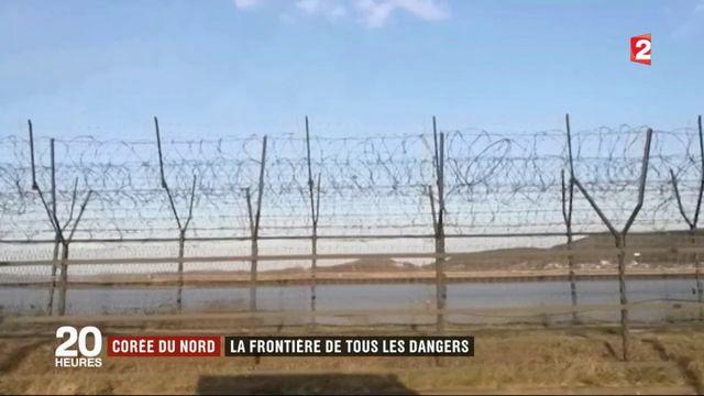 Corée du Nord : à la frontière entre les deux Corées, la DMZ