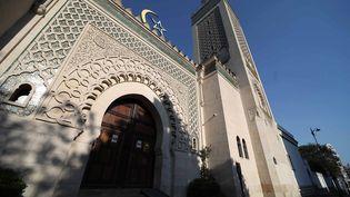 La Grande mosquée de Paris conserve ses portes closes depuis le début du confinement. (TATIF/WOSTOK PRESS/MAXPPP)