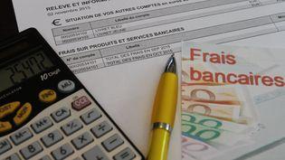 Frais bancaires, (photo d'illustration). (JEAN-FRANÇOIS FREY / MAXPPP)