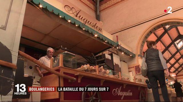 Boulangeries : bataille entre industrielles et artisanales sur le travail sept jours sur sept