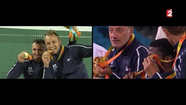 Jeux paralympiques : une moisson de médailles