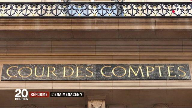 Réformes : Emmanuel Macron va-t-il supprimer l'ENA ?