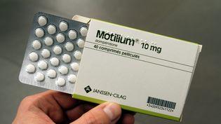 Le Motilium et ses médicaments génériques sont mis en cause. (JEAN FRANCOIS FREY / MAXPPP)