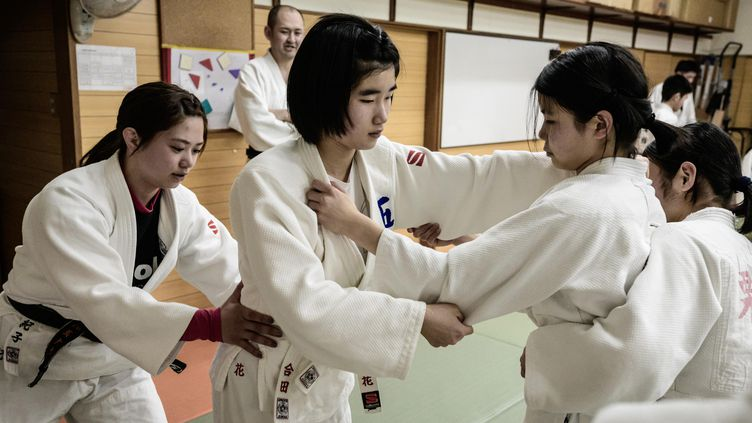 (YASUYOSHI CHIBA / AFP)