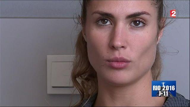 JO : Élodie Clouvel, l'espoir du pentathlon moderne