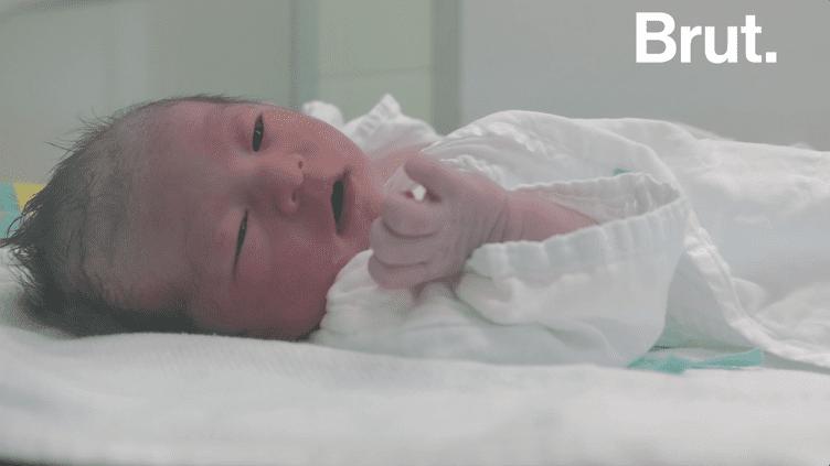 Dans le monde, les chances de survie des nouveau-nés sont très inégales (BRUT)