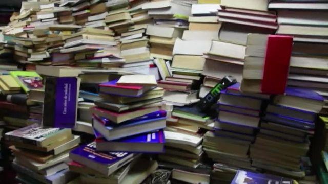 Colombie : un éboueur crée une bibliothèque gratuite