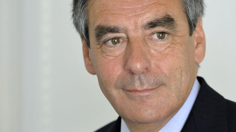 Francois Fillon, le 19 juin 2013. (MIGUEL MEDINA / AFP)