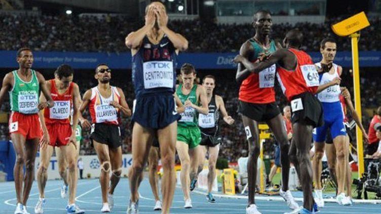 L'arrivée du 1500 m des Mondiaux de Daegu