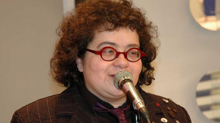 La chanteuse Juliette (2006)  (IBO/SIPA)