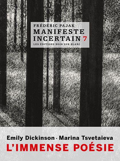 Couverture duManifeste incertain 7 de Frédéric Pajak (EDITIONS NOIR SUR BLANC)