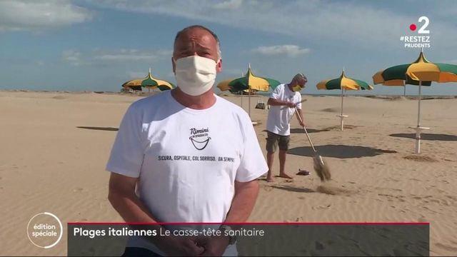 Italie : le casse-tête de l'organisation des plages en vue de l'été