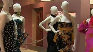Les robes de Denis Durand. (CAPTURE D'ÉCRAN FRANCE 3)