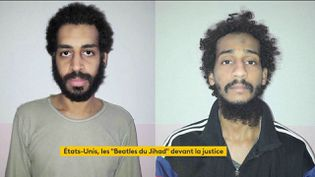 "Les ""Beatles du Jihad"". (franceinfo)"