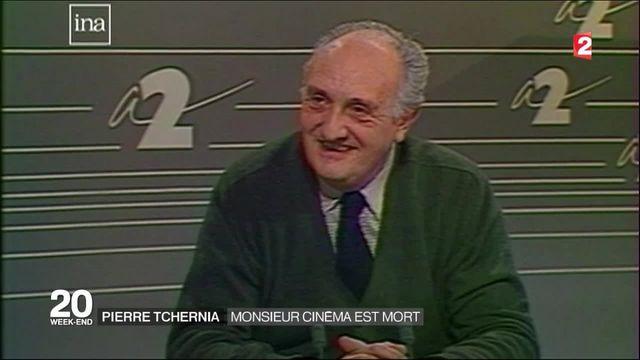 """Pierre Tchernia : décès d'un """"artisan"""" de la télévision"""