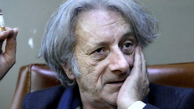 Patrick Deville (Paris, mai 2012)  (Coutier Bruno / Sipa)