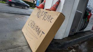 """Totalassure que le mouvement de blocage annoncé du 7 au 10 janvier n'aura """"aucun impact sur l'approvisionnement"""" de son réseau (photo d'illustration). (FR?D?RIC SCHEIBER / HANS LUCAS)"""