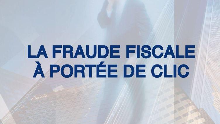 La fraude fiscale à portée de clic, une enquête de la cellule investigation de Radio France. (RADIOFRANCE)