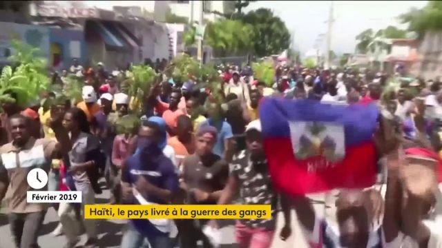 Haïti, le pays livré à la guerre des gangs