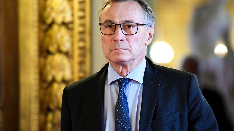 Le sénateur UDI Jean-Marie Bockel à Paris (France) le 16 juillet 2020 (BERTRAND GUAY / AFP)