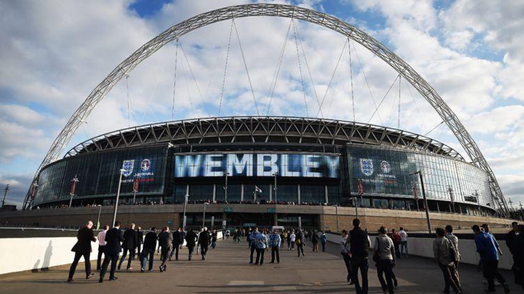 (Le stade de Wembley © MaxPPP)