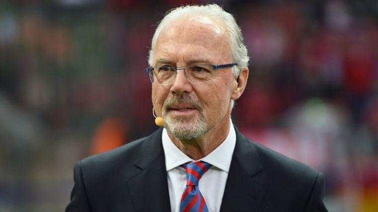 L'ancienne gloire allemande Franz Beckenbauer