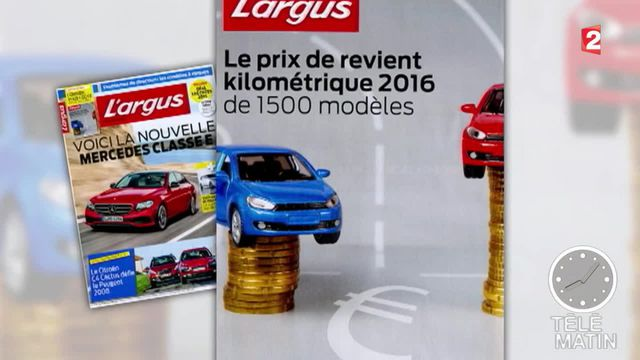 Automobile : quelles voitures coûtent le moins cher au kilomètre ?